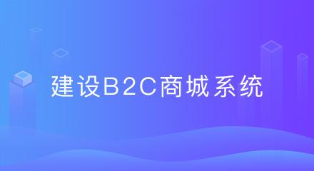 为什么有那么多企业要建设b2c商城系统?