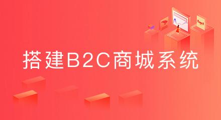 企业搭建b2c商城系统要注意哪些内容?